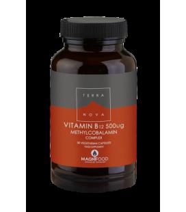 Vitamin B12 500ug - 50caps