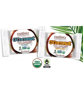 Nutiva Organic O' Coconut Snack