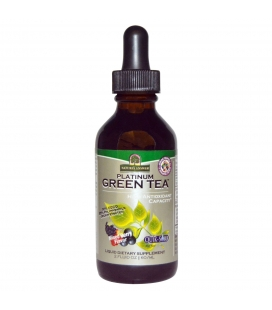 Platinum Green Tea Mixed Berry Flavor - 60ml