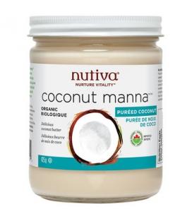 Βούτυρο καρύδας-Coconut Manna 425g