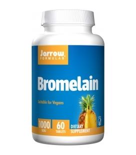 Βρωμελαΐνη- 60 ταμπλέτες