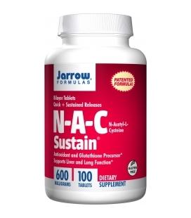 Ν-ακετυλοκυστεΐνη NAC- 100 tabs