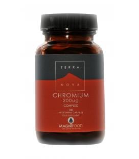 Chromium 200ug Complex - 100caps