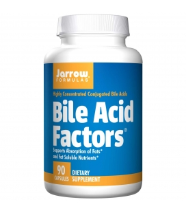 Bile Acid Factors- 90 caps