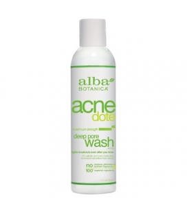 Alba Botanica Deep Pore Wash-177ml