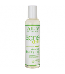 Alba Botanica Acnedote Deep Clean Astringent-177ml