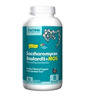 JARROW SACCHAROMYCES BOULARDII + MOS 90 caps