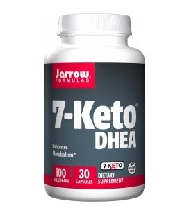 Jarrow 7-Keto DHEA 100mg, 30caps