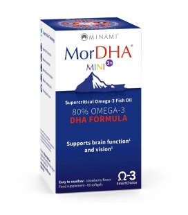 MorDHA Mini 60 softgel capsules
