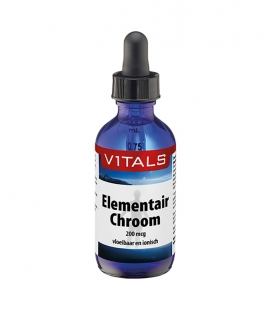 Elementair Chromium 60ml
