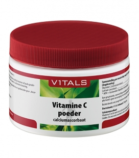 Σκόνη Vitamin C με ασβέστιο 200g