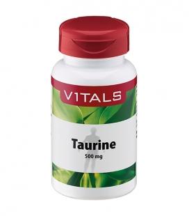 Ταυρίνη 500mg 60 κάψουλες