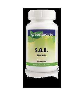 SOD (superoxide dismutase) 100 κάψουλες