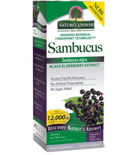 Sambucus 12000mg - 120ml