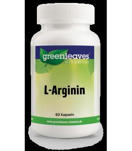 L-αργινίνη 60 κάψουλες