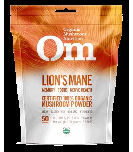 OM Lions Mane 60g 30 Servings