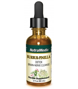 Burbur Pinella - Detox Brain/Nerve Cleanse60ml