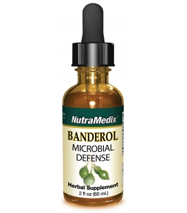 Banderol - Microbial Defense 60ml