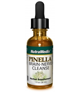 Pinella - Brain/Nerve Cleanse 30ml