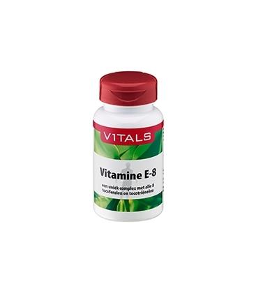Vitamin E-8 60 softgels