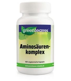 Aminosauren - Komplex 100caps