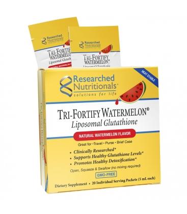 Tri-Fortify Watermelon Liposomal Glutathione