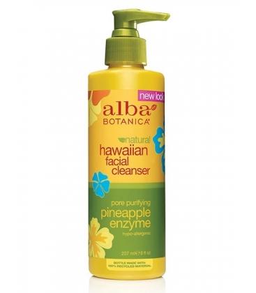 Alba Botanica Καθαριστικό Πόρων Προσώπου με Ανανά