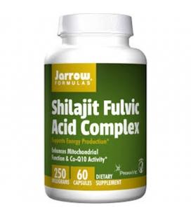 Shilajit Fulvic Acid Complex - 60caps