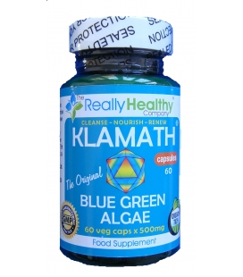 KLAMATH BLUE GREEN ALGAE 60 veg caps