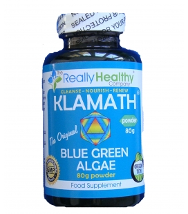 KLAMATH BLUE GREEN ALGAE 80g powder