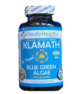 KLAMATH BLUE GREEN ALGAE 80 gr powder