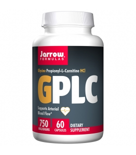Glycine Propionyl-L-Carnitine HCI (GPLC) - 60caps