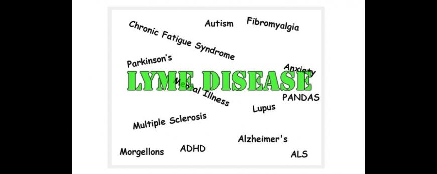 Η σχέση της νόσου του Lyme με το Σύνδρομο χρόνιας κόπωσης, της Ινομυαλγίας και των αυτοάνoσων παθήσεων.