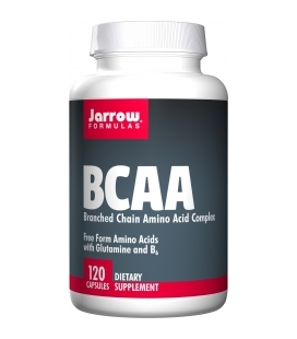 Αμινοξέα BCAA – 120 Caps