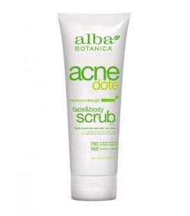 Alba Botanica Face & Body Scrub ακμης 227g