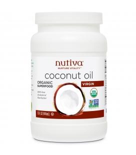 Λάδι Καρύδας - Virgin Coconut Oil 444ml