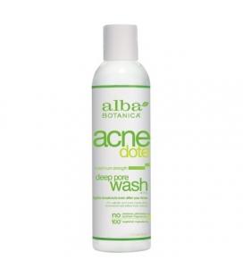 Alba Botanica Deep Pore Wash-177ml