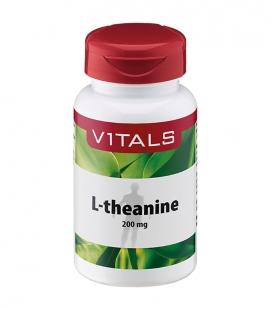 L-Theanine 200mg 60 κάψουλες