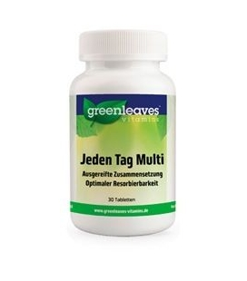 Daily Multi-vitamin 30 κάψουλες