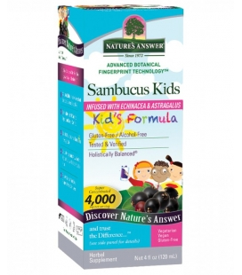 Sambucus Kid's Formula - 120ml