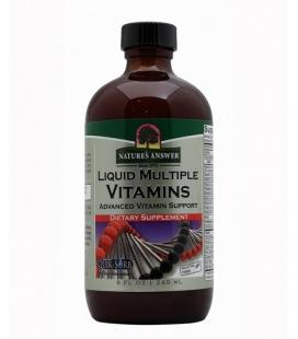 Liquid Multiple Vitamins 240ml