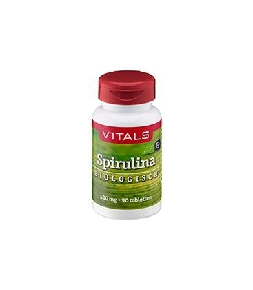 Βιολογική Spirulina 500mg 90 tablets