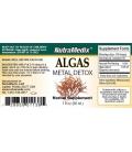 Algas - Metal detox 30ml