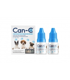 CAN-C K9 EYE DROPS FOR PETS