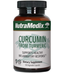 CURCUMIN FROM TURMERIC 120Caps