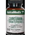 CURCUMIN FROM TURMERIC 120Caps