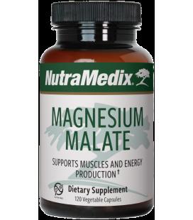 Magnesium Malate - Cellular Support 120caps