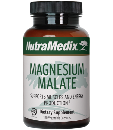 Magnesium Malate - Cellular Support 120caps