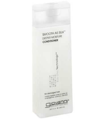 Μαλακτική κρέμα μαλλιών smooth as silk deeper moisture conditioner