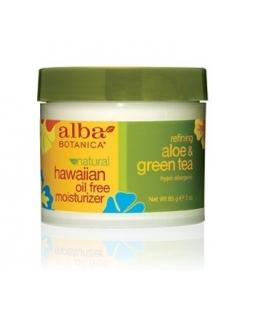 Alba Botanica Ενυδατική Κρέμα με Αλόη & Πράσινο Τσάι - 85g